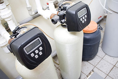 water softener installation boerne tx
